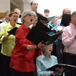 HV Chorus Spring Concert Group
