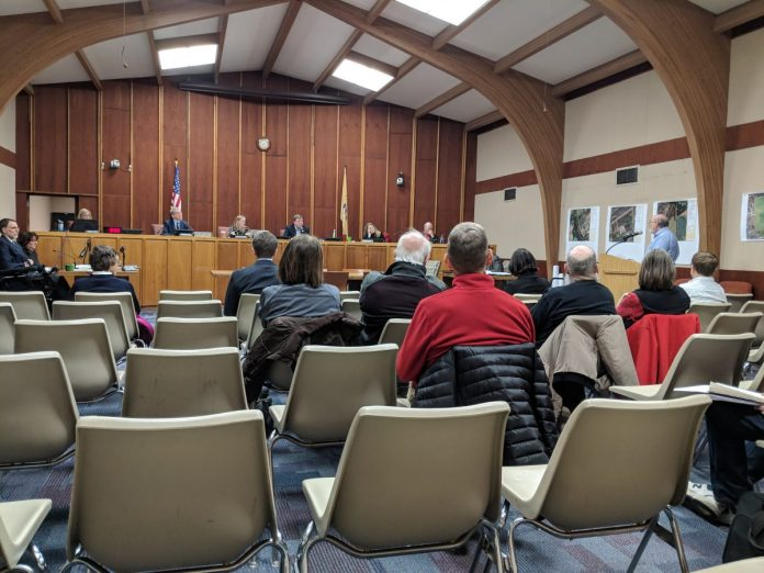 PennEast Pipeline, New Capital Health Facility Headline Hopewell Township Meeting