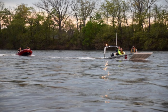 Union Fire Company Members Train for Water Emergencies (PHOTOS)