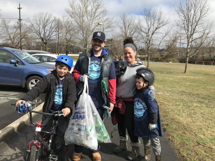Watershed Institute Hosts 13th Annual Stream Cleanups