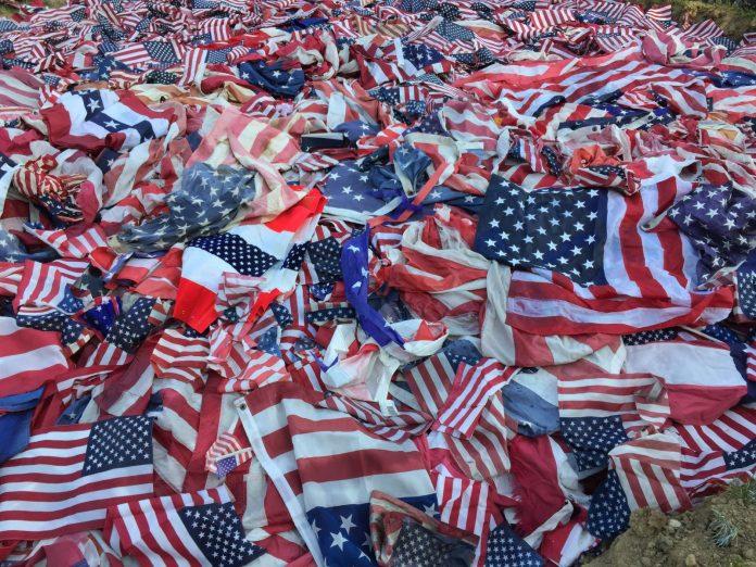 UPDATED: Mercer County Hosts Flag Retirement Ceremony
