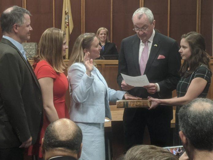 Hopewell Township Swears in Mayor, Deputy Mayor, and New Committee Member