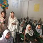 SRI concert girls' classroom photo (February 2020)[1]