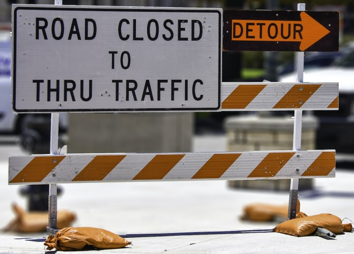 Scotch Road closed for three weeks starting today (Updated 10/21)