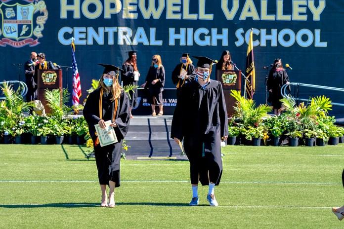 CHS graduates seniors (finally!)