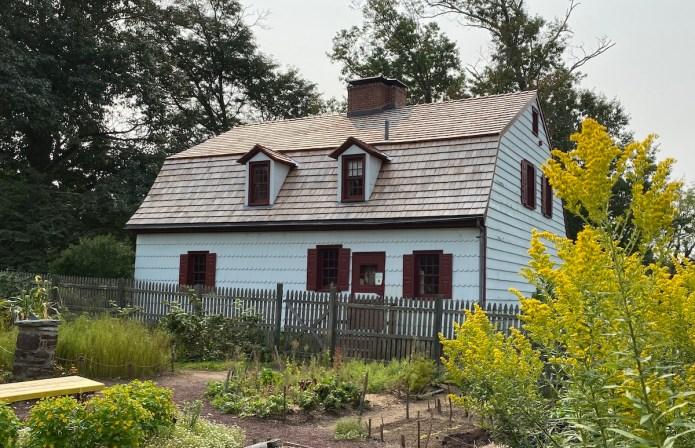 WCPA Renovates the Johnson Ferry House