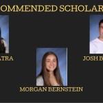 National Merit Scholars 2020-6