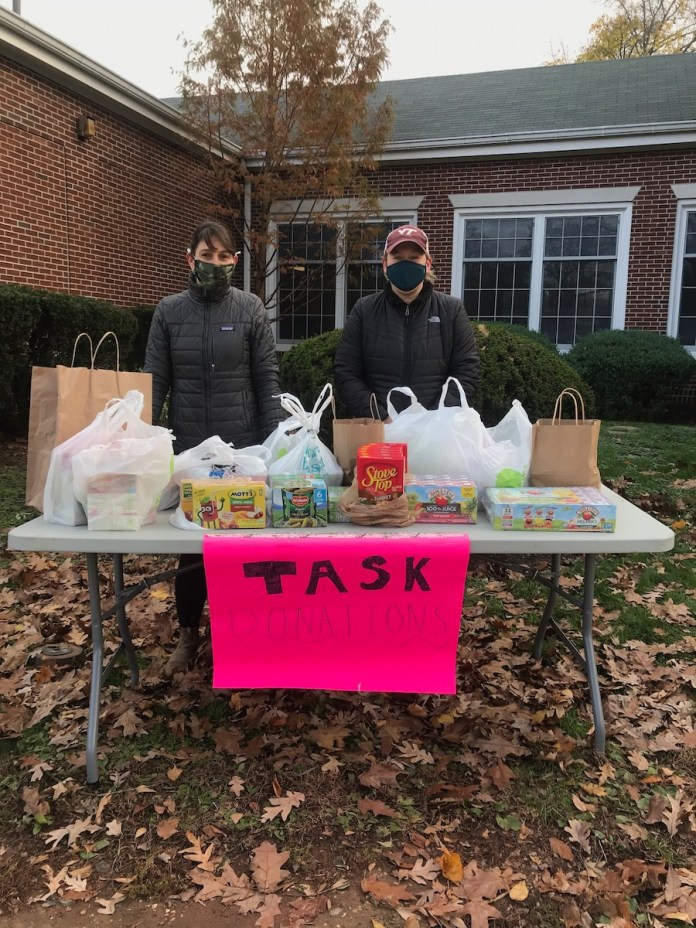 A new twist on an old tradition: Toll Gate TASK Thanksgiving continues