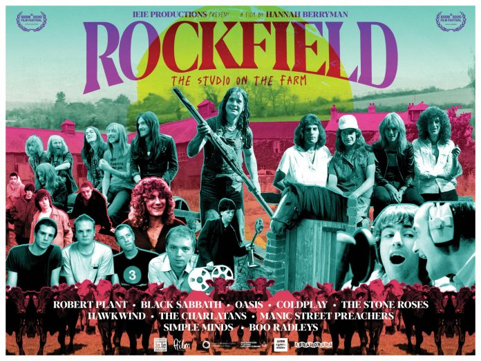 Films That Made Music: Rockfield: The Studio On the Farm (FILM)