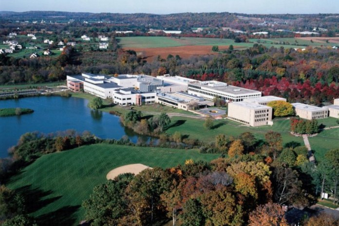 Former BMS campus in Hopewell gets new life from biotech firm.