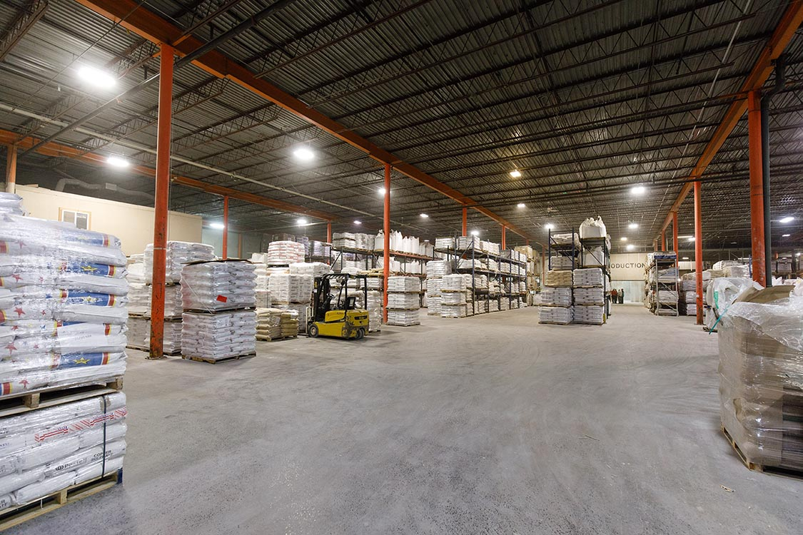 Mercer Milling Company Warehouse