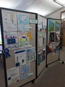Earth Day Poster Contest winners announced