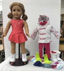 American Girl doll raffle 2019