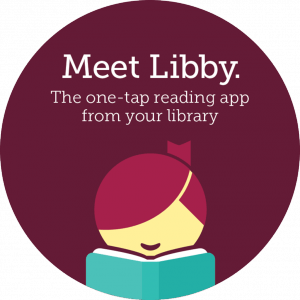 Meet Libby - the one-tap reading app from your library