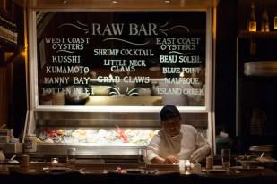 Raw Bar, Lure