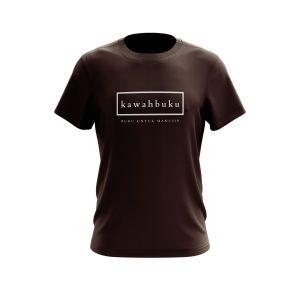 T-Shirt Kawah Buku