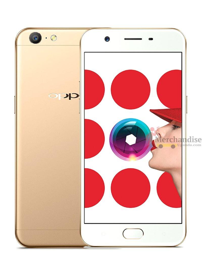 OPPO A57 Dual SIM Gold 32GB 4G LTE | Merchandise Uganda | merchandise Ug