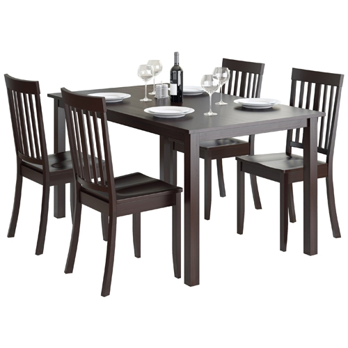 Black Dining Room Table And Chairs Kitchen Dining Room Furniture Best Buy Canada
