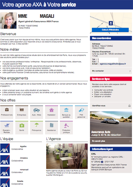 AXA-page-agent