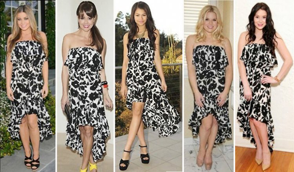 Celebs Love Tolani Morgan Dress! Buy at ShopManhattanite.com Now!