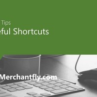 Useful Shortcuts for Microsoft Excel