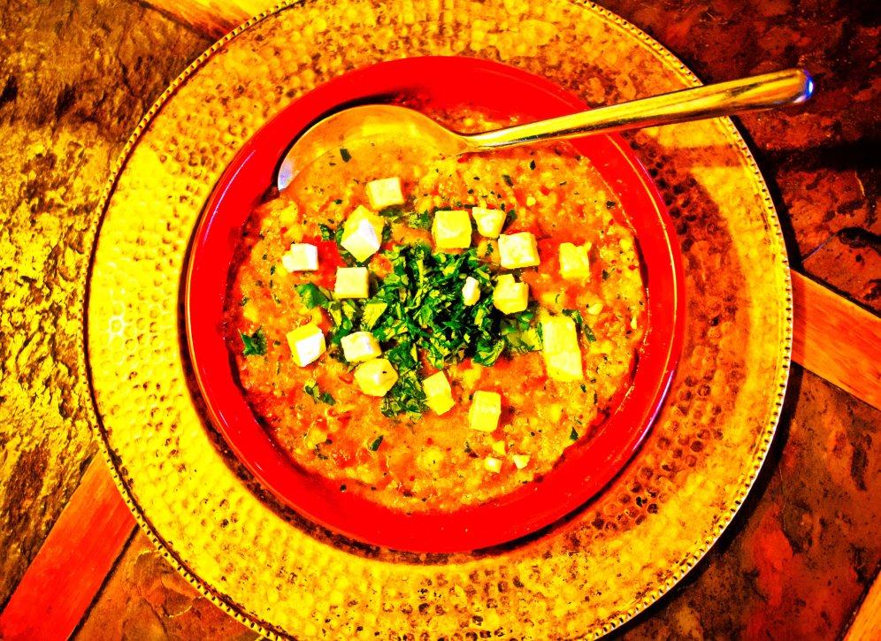 Gazpacho ~ a glorious summer soup