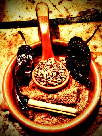 Merchant Spice Co.'s Aztec Dessert Blend