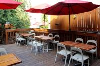 Evelyn's Restaurant New Brunswick NJ outdoor patio seating ...