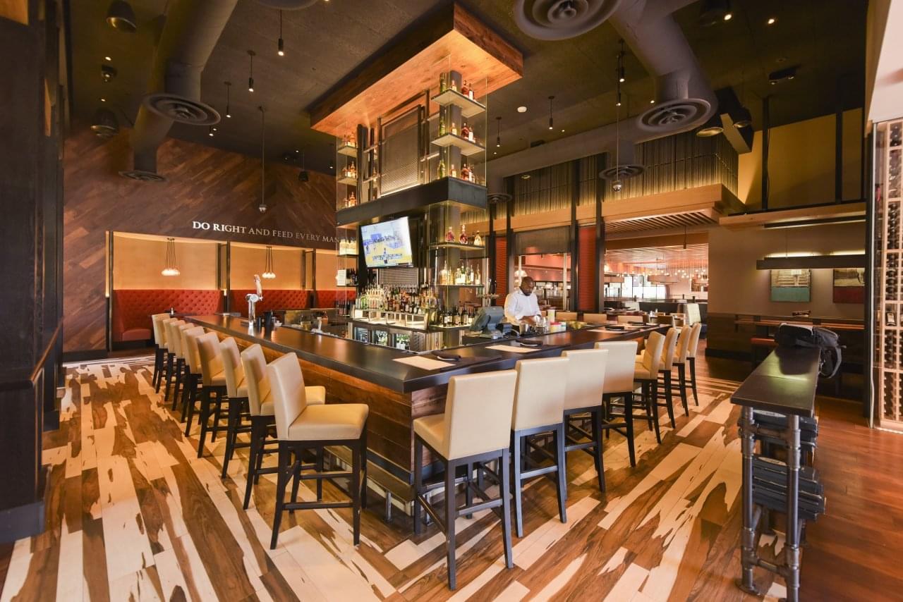 Del Friscos Grille See Inside Steak House Irvine CA