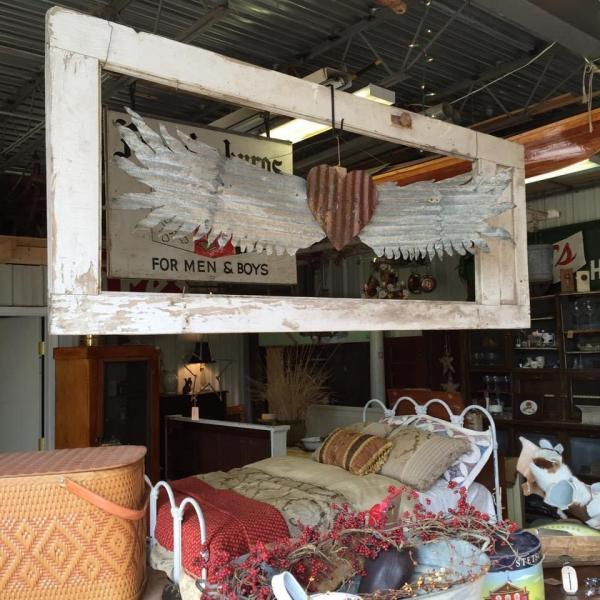 Vintage Antique Furniture Store