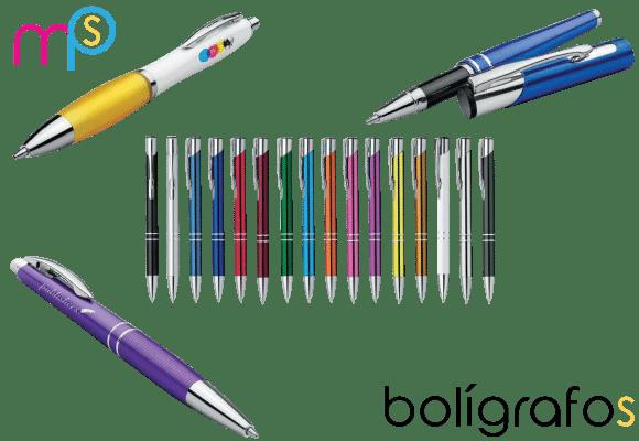 Comprar bolígrafos personalizados