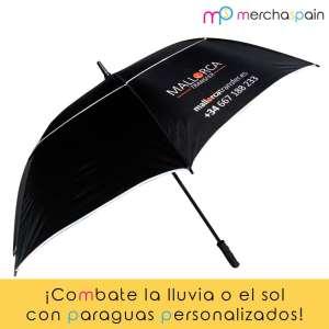 Paraguas personalizado Mallorca Transfers