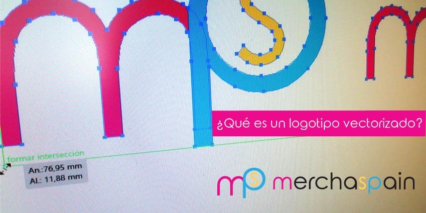 ¿Qué es un logotipo vectorizado?