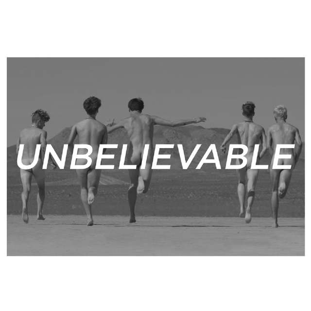 why don t we unbelievable poster 24x36
