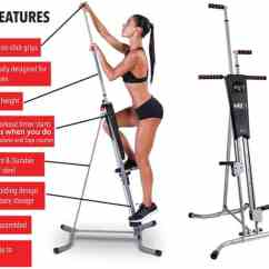 Resistance Chair Exercise System Reviews Rocking Bag Maxi Climber Review 2019 Plus 5 Better Alternatives Merchdope