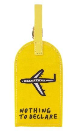 smiles toast m&s luggage tag mercedes leon merchesico