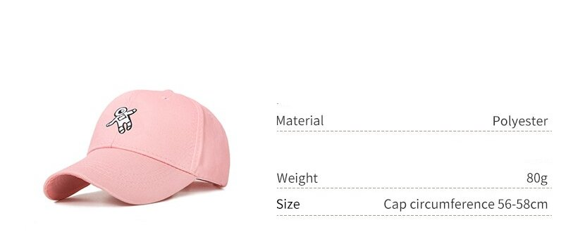New Baseball Cap Hip Hop Embroidery Cotton cap for woman outdoor leisure Washed Baseball Caps Dad Hat Unisex