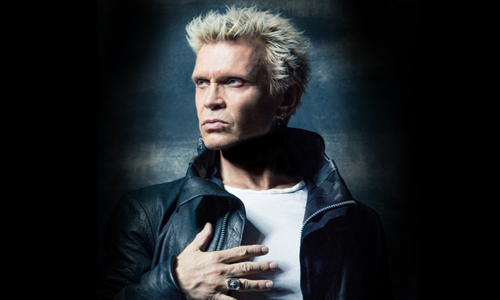 Billy Idol (Manhead Merchandising)