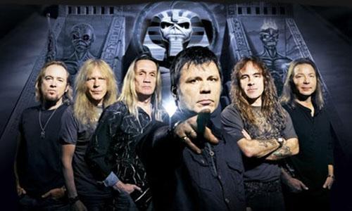 Iron Maiden (Schucki Poster)