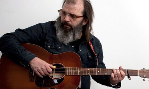 Steve Earle (Manhead Merchandising)