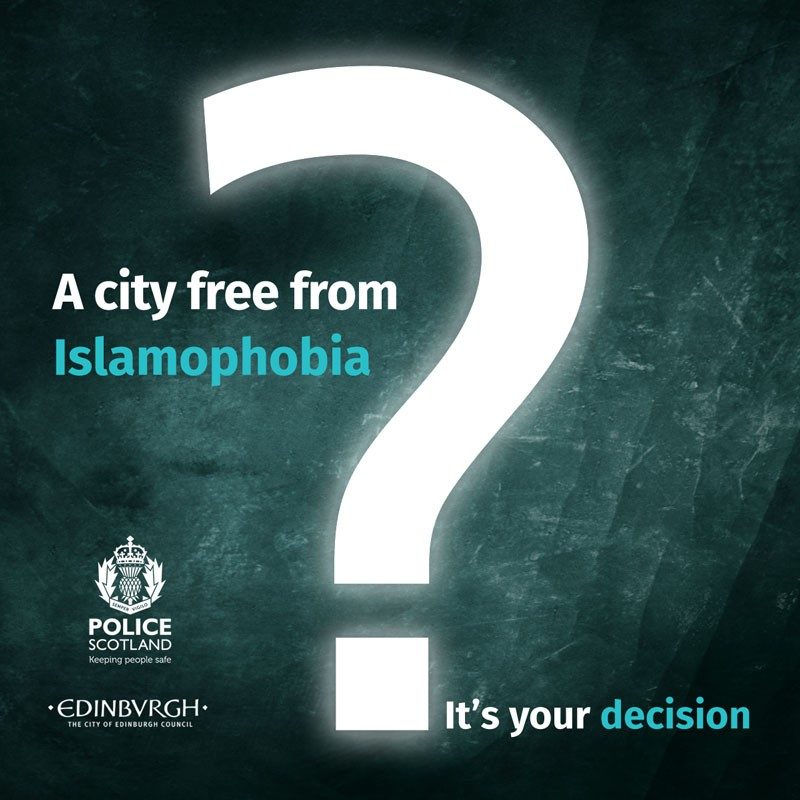A city free from Islamophobia?