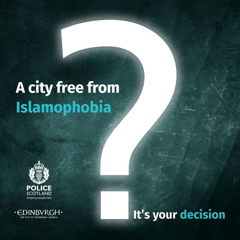A city free from Islamophobia?