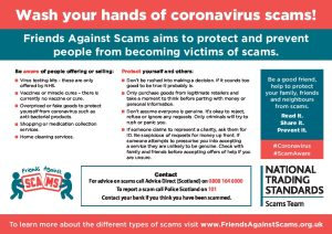 Neighbourhood Watch Scotland: Scam Alert