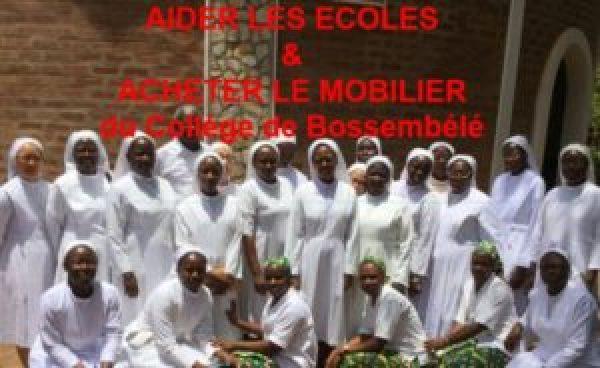 Les soeurs en Centrafrique