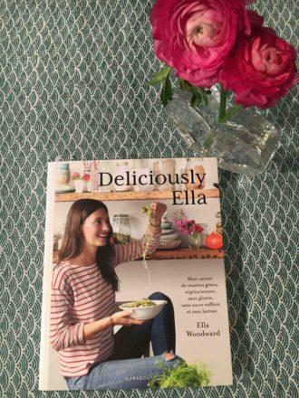livre de recettes Vegan Deliciously Ella