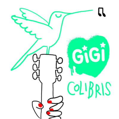 Gigi et le mouvement colibris