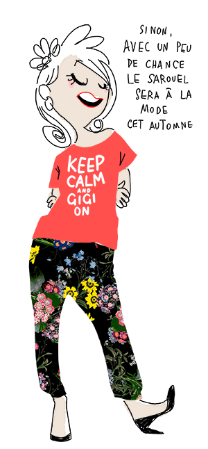 keep calm and gigi on