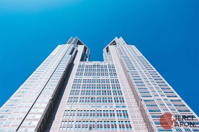 Découvrez Tokyo d'en haut grâce à l'observatoire de la Mairie à Shinjuku