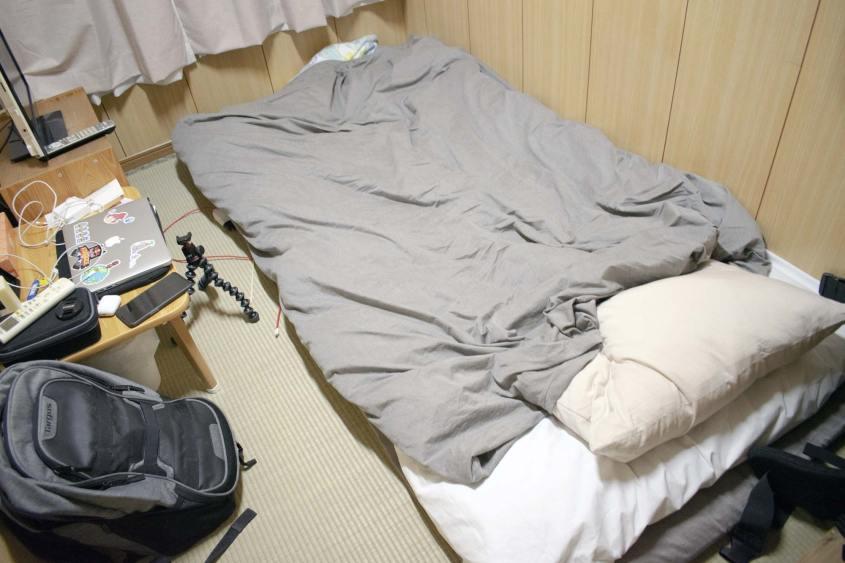 Ryokan Nakadaya : L'hôtel parfait pour séjourner quelques jours à Tokyo à moindre coût