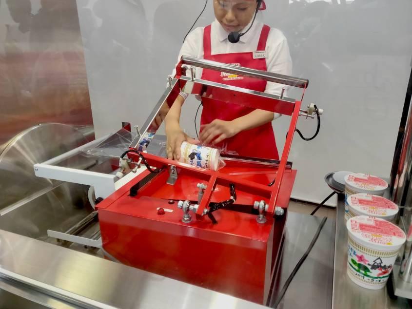 Cup Noodles Museum : J'ai testé le musée des nouilles instantanées à Osaka